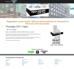 TechSquareJobFair.com